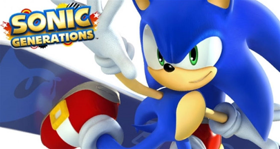 Coming Soon: Sonic Generations