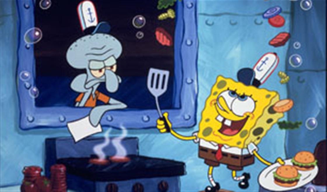 SpongeBob SquarePants Quiz