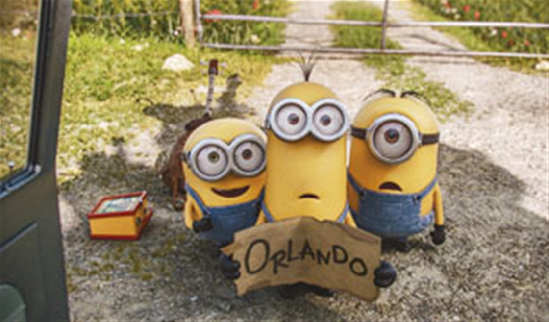 Which Minions Character Are You?