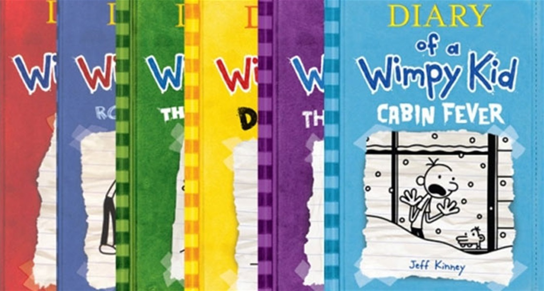 Writing Tips with Jeff Kinney - Diary of a Wimpy Kid