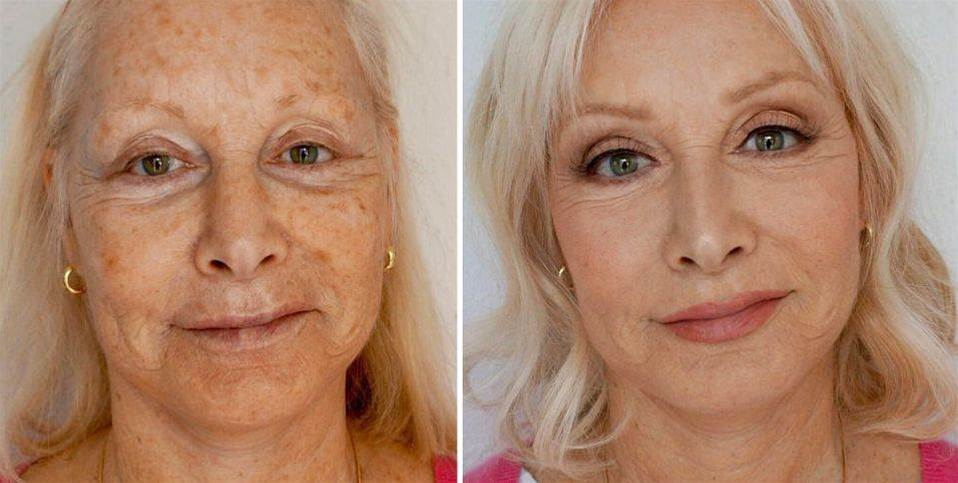This Makeup Artist Erased 10 Years From Her Mum's Face—Here's Exactly How