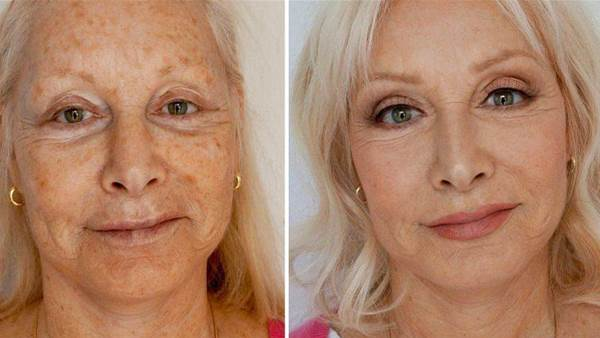 This Makeup Artist Erased 10 Years From Her Mum's Face