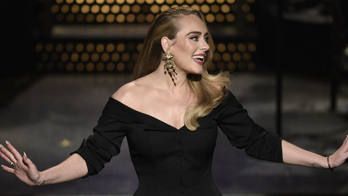 Adele Says Working Out Was 'Never About Losing Weight'