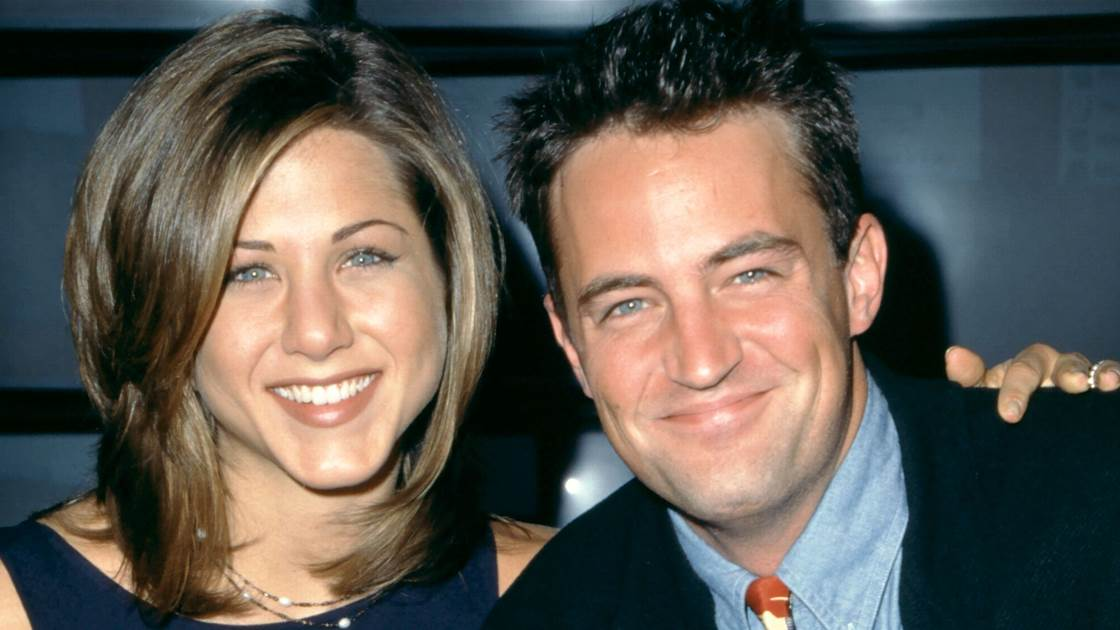 Jennifer Aniston Never Realised the 'Devastation' Matthew Perry Experienced During 'Friends'