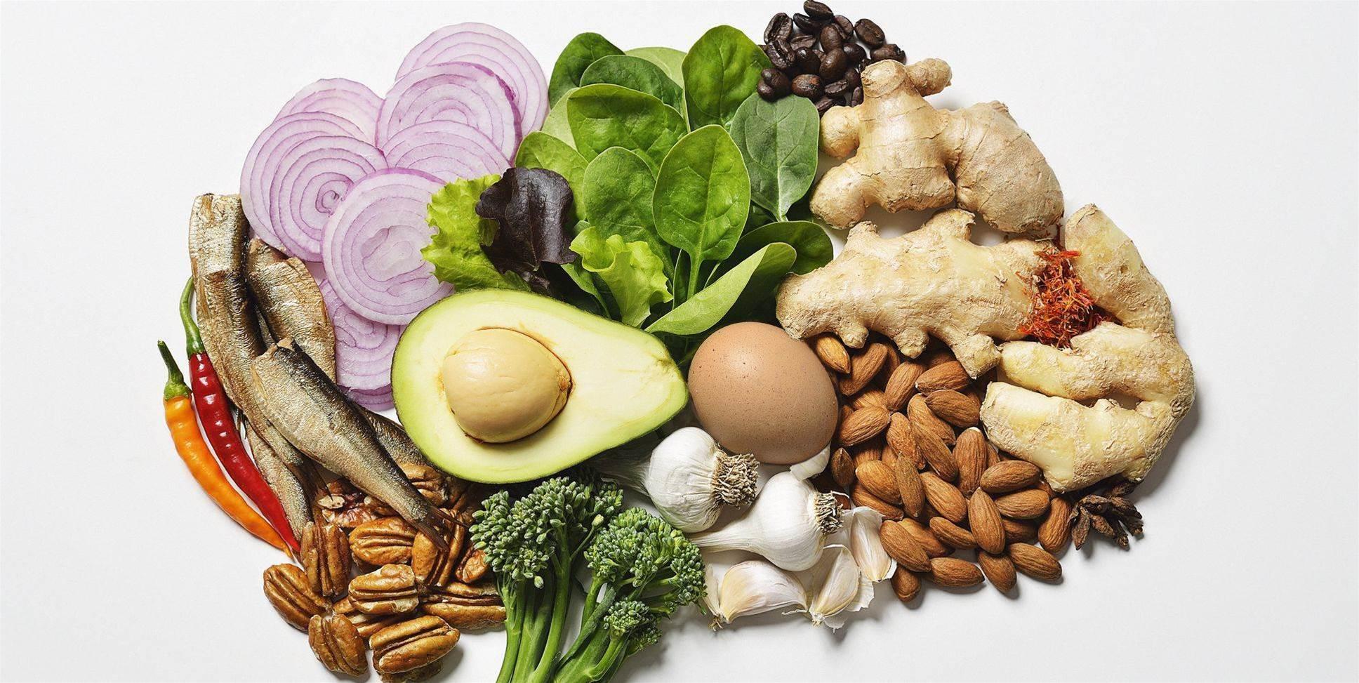9 Brain-Healthy Foods for Alzheimer's Prevention