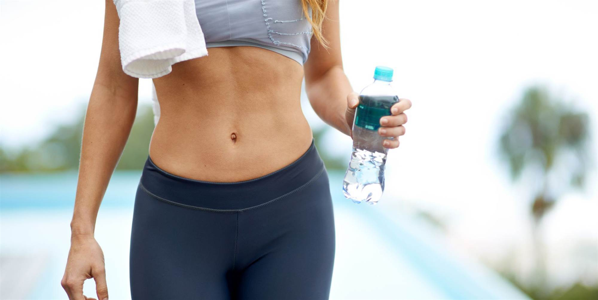 The Secret to Flatter Abs Has Nothing to Do With Crunches