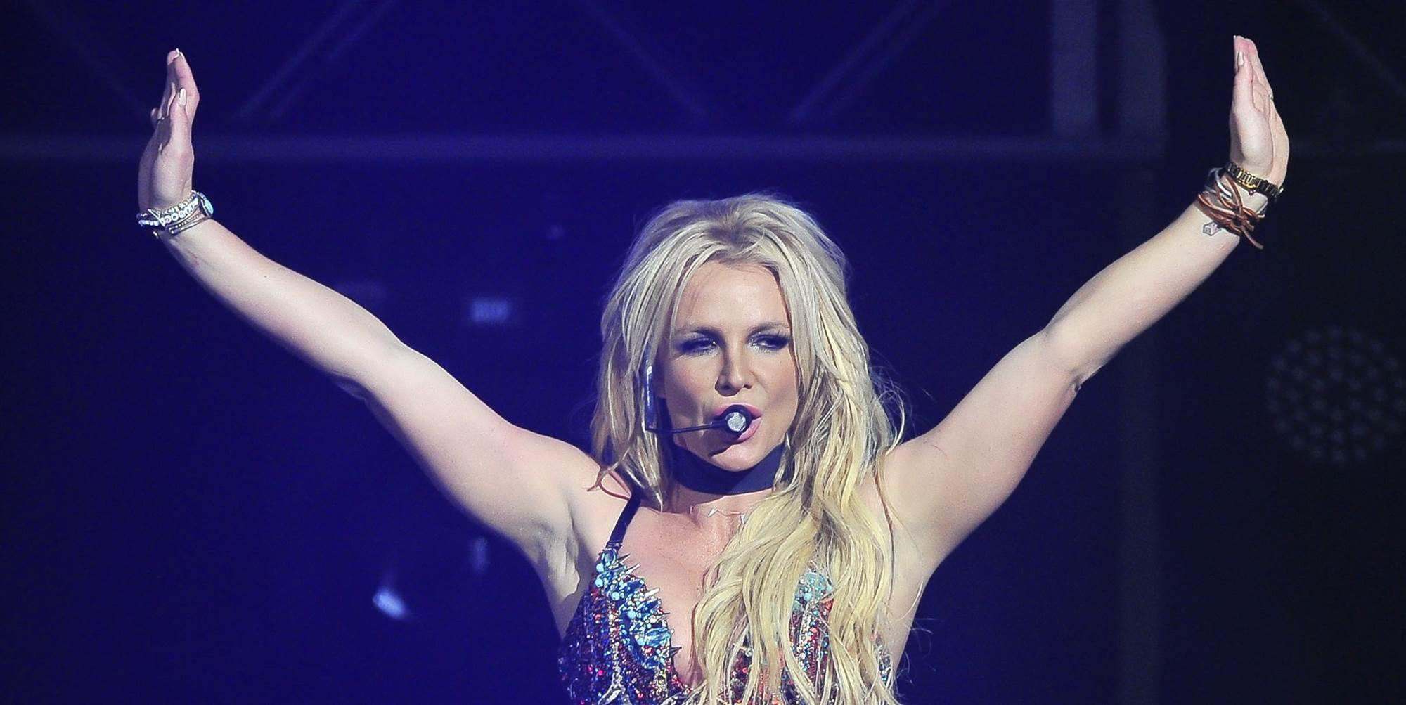 Britney Spears Revealed She Does 2 Hours of Yoga Every Night on Tour