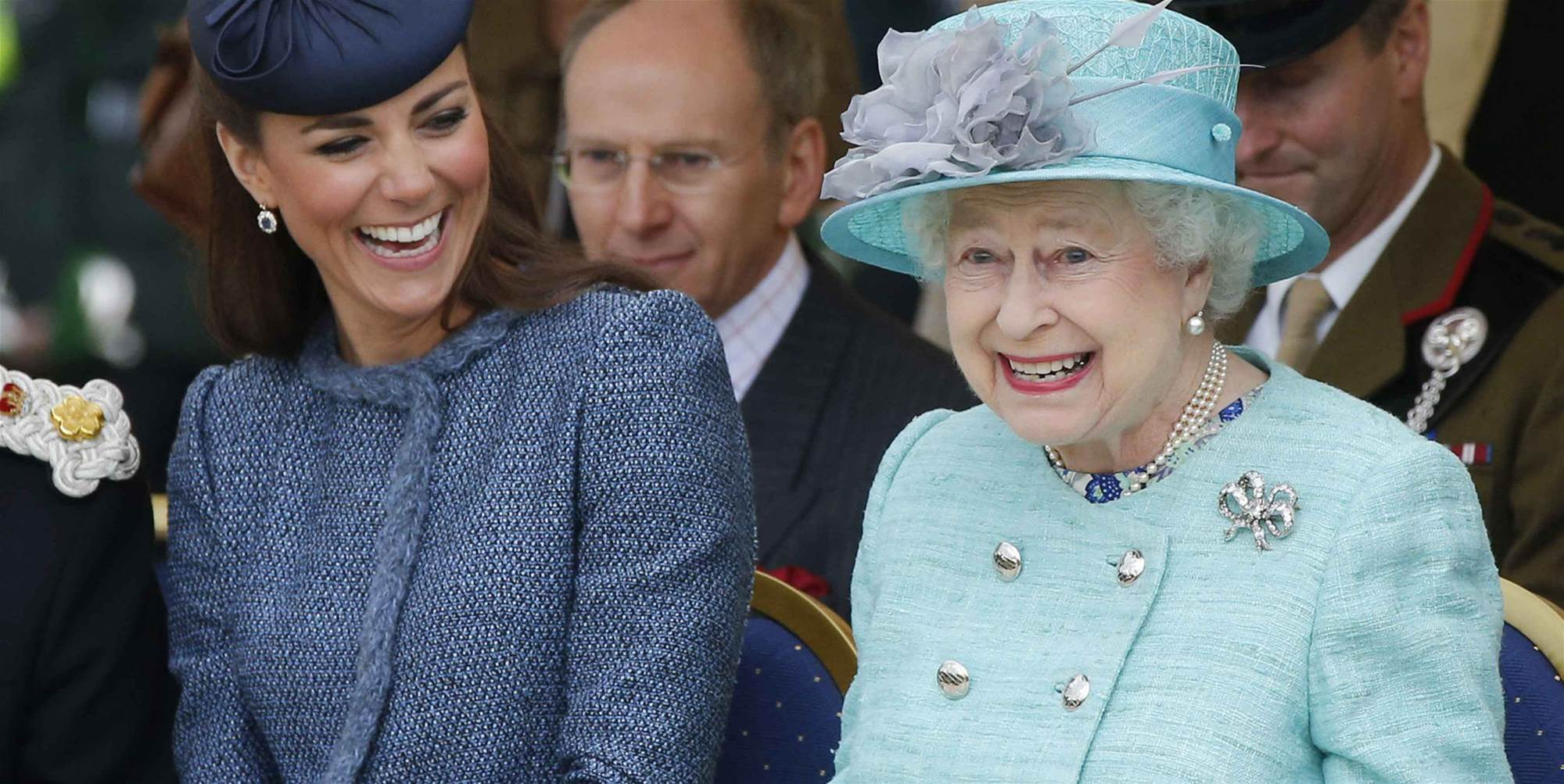 Queen Elizabeth Can't Get Enough of This Soup