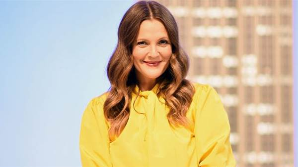 """How Drew Barrymore made 2020 a """"really healthy year"""""""