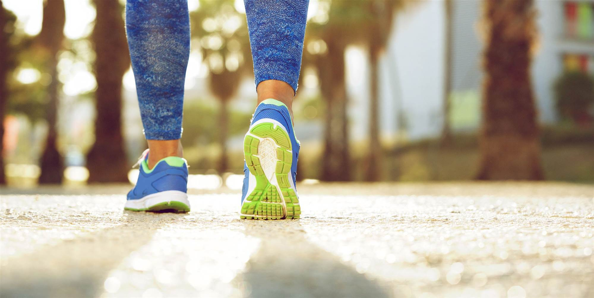9 Power Walking Tips to Turn Your Stroll Into a kJ-Blasting Workout
