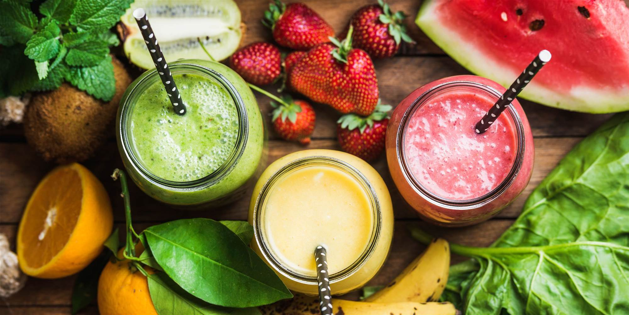 15 High-Protein Smoothies That Will Keep You Full for Hours
