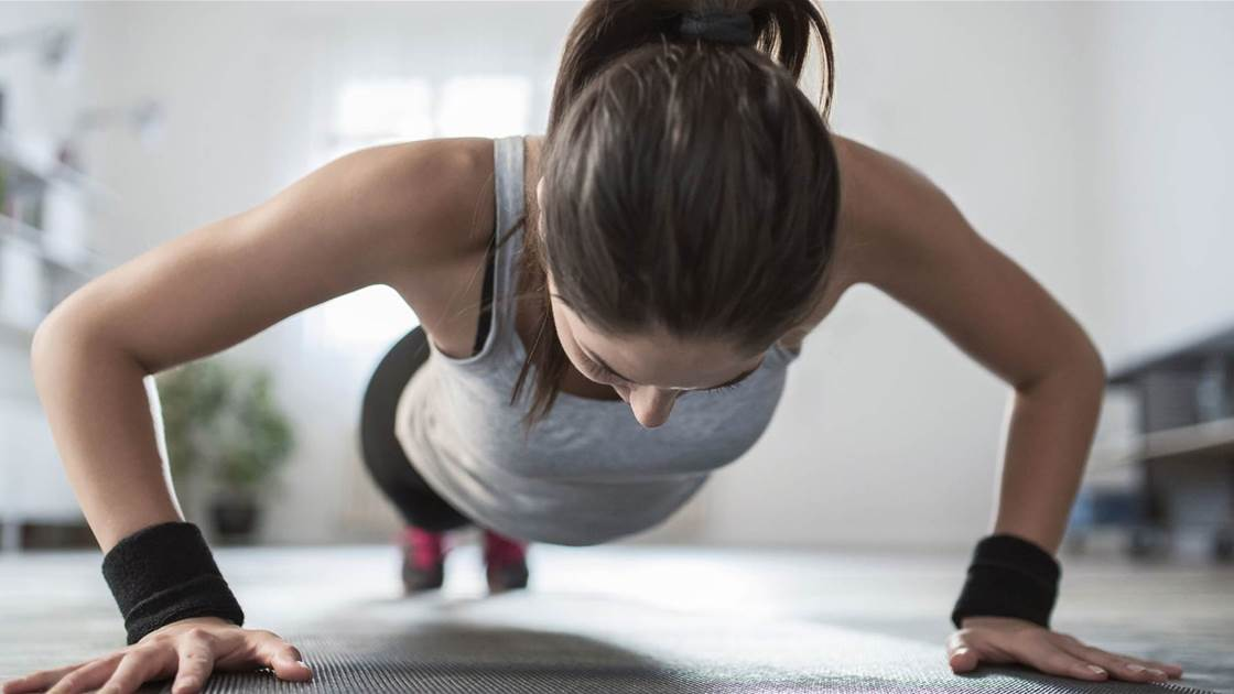 8 bodyweight exercises you can do anywhere— no equipment required