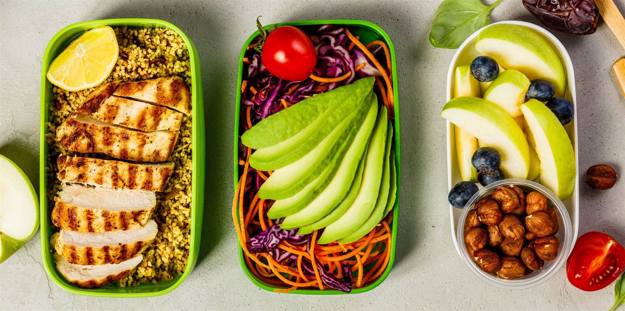 10 Healthy Meal Prep Tips to Help You Eat Clean All Week