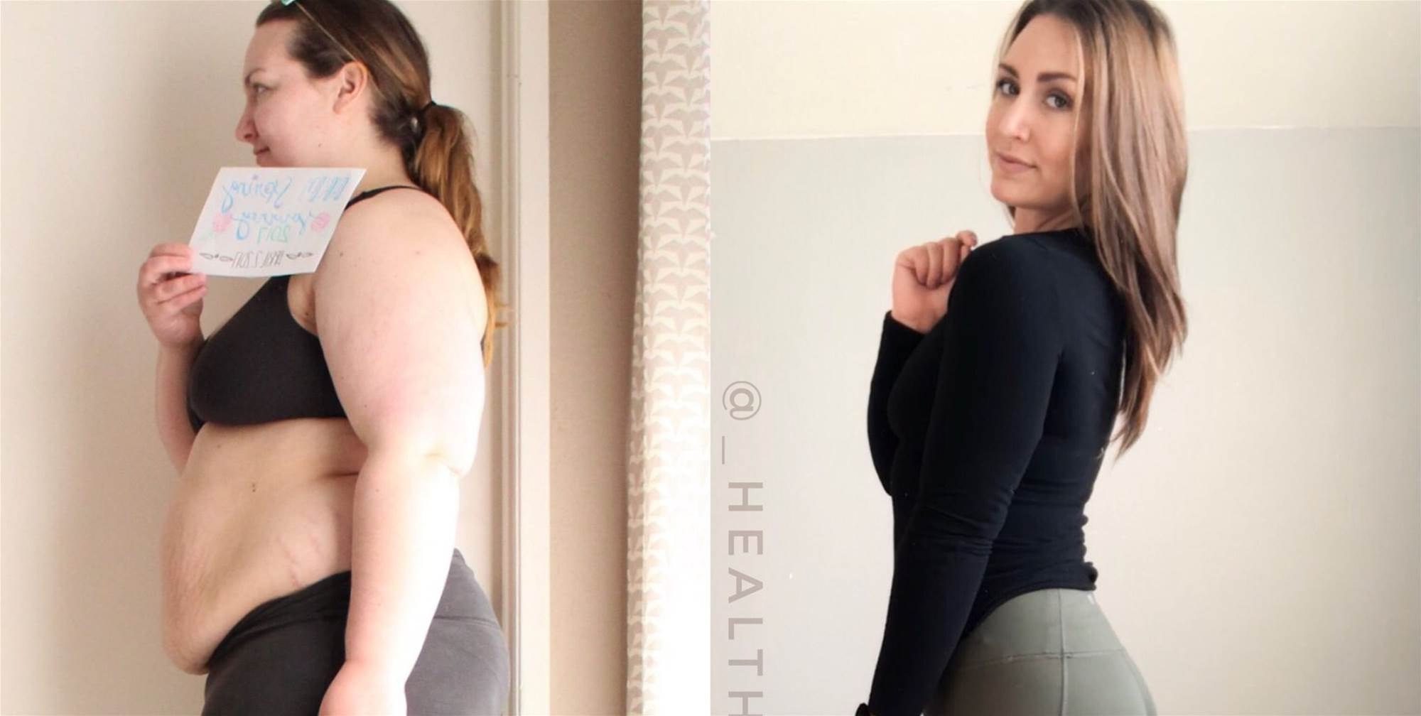 Caring for Her Critically Ill Daughter Inspired This Woman to Lose 40kg