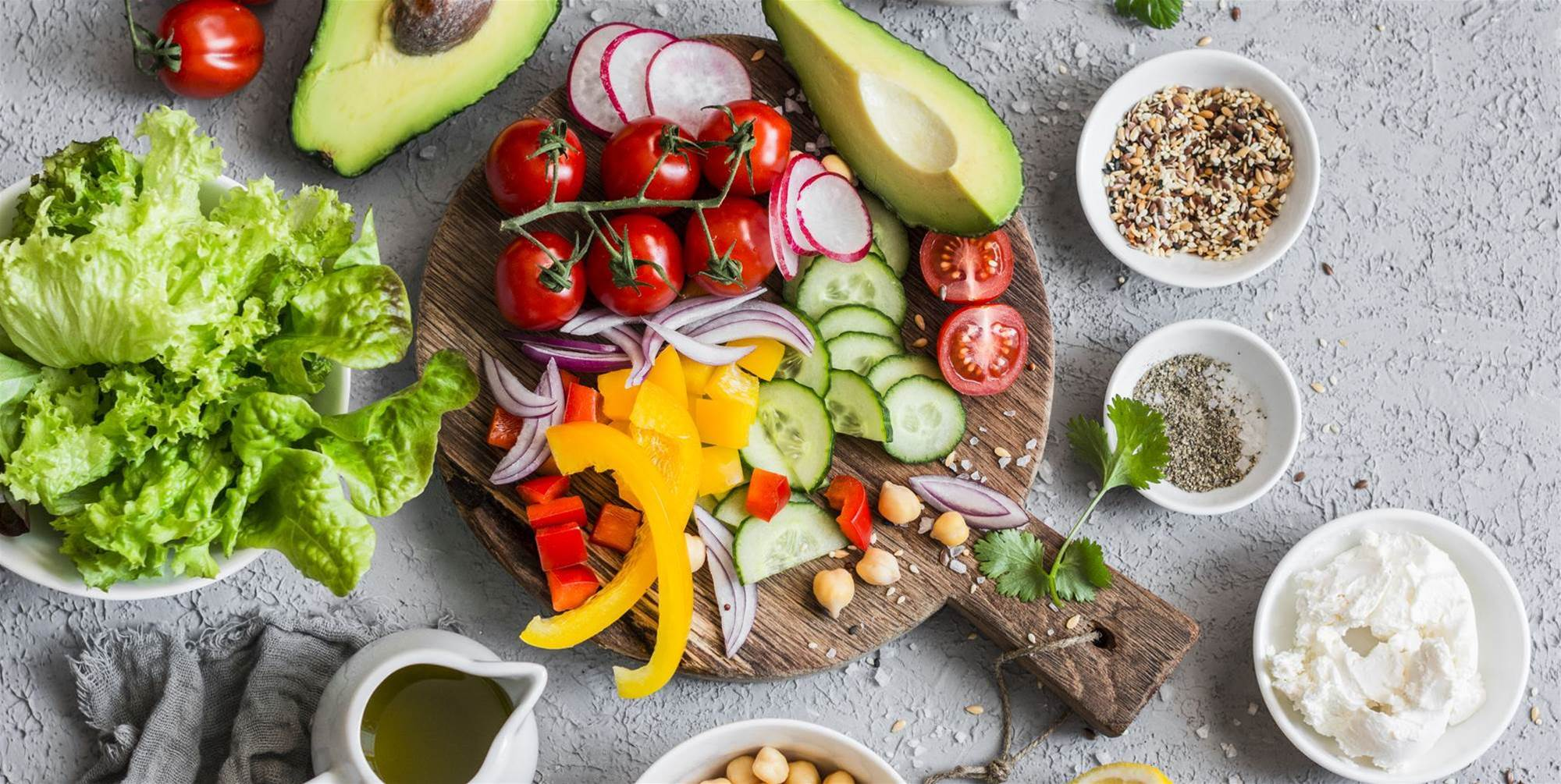 45 Foods the World's Healthiest Women Eat Every Day