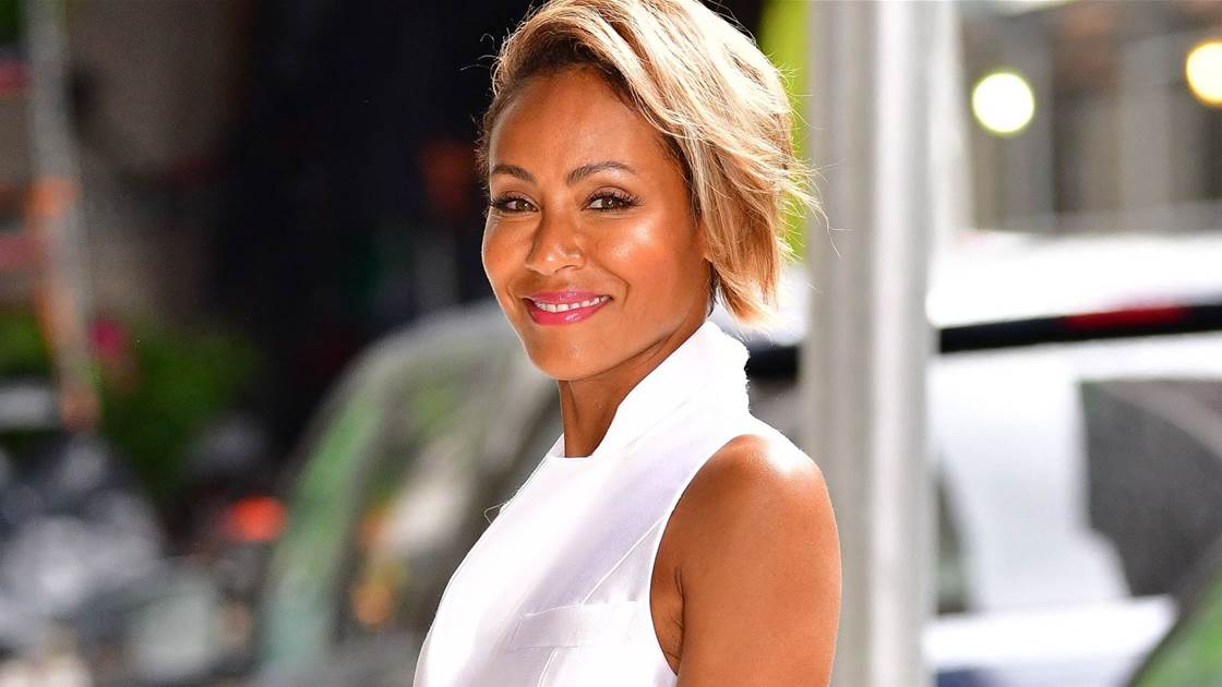 Jada Pinkett Smith's Ab Workout Will Work Every Inch of Your Core