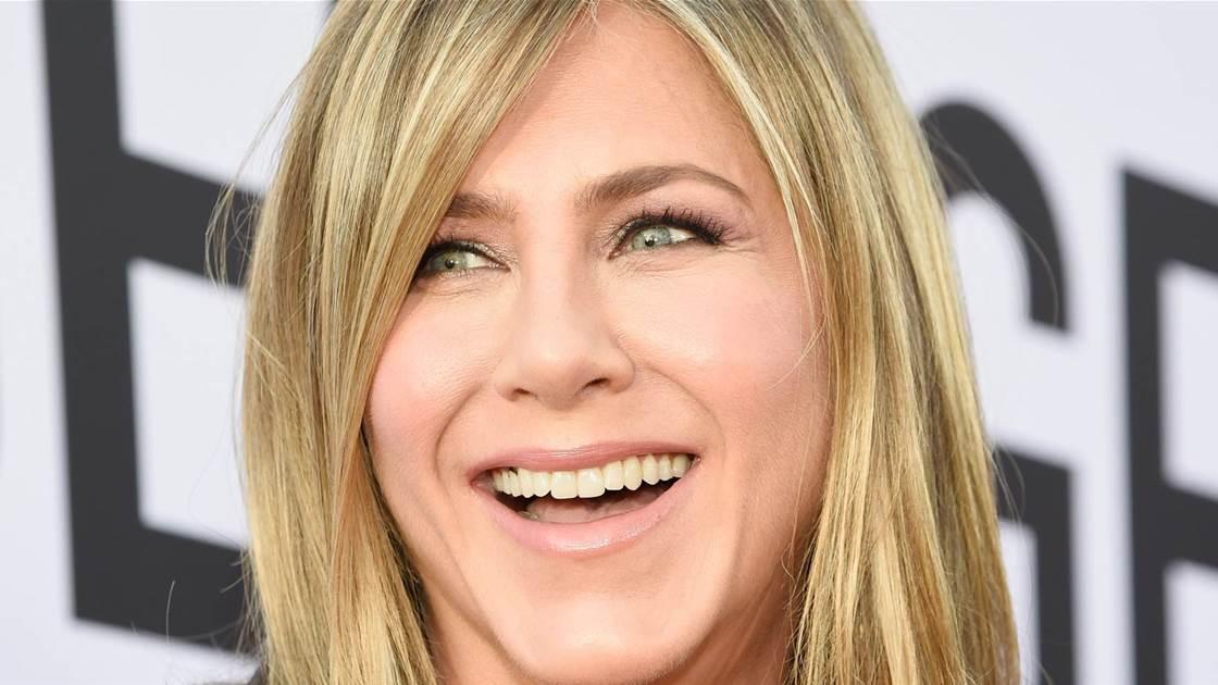 "Jennifer Aniston Just Revealed Boxing Keeps Her In ""Fantastic"" Shape at 49"
