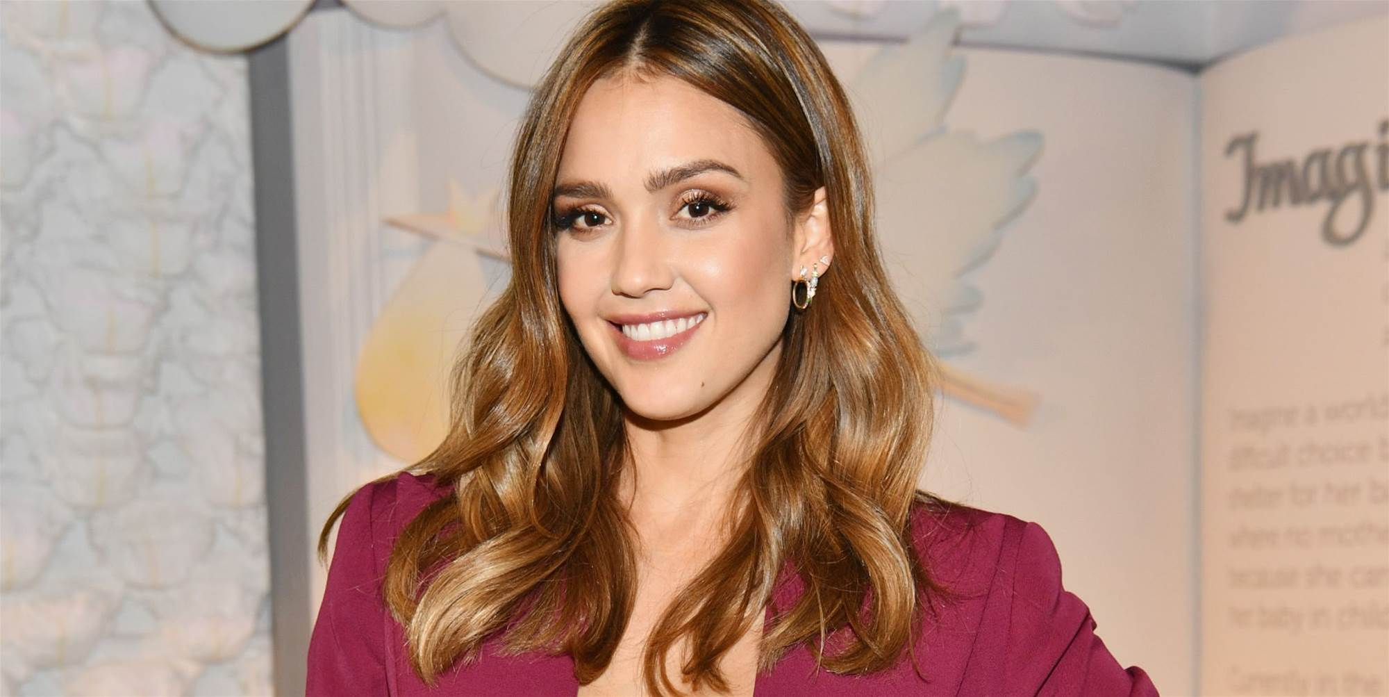 Jessica Alba's Dental Anxiety Is the Most Relatable Thing You'll See Today