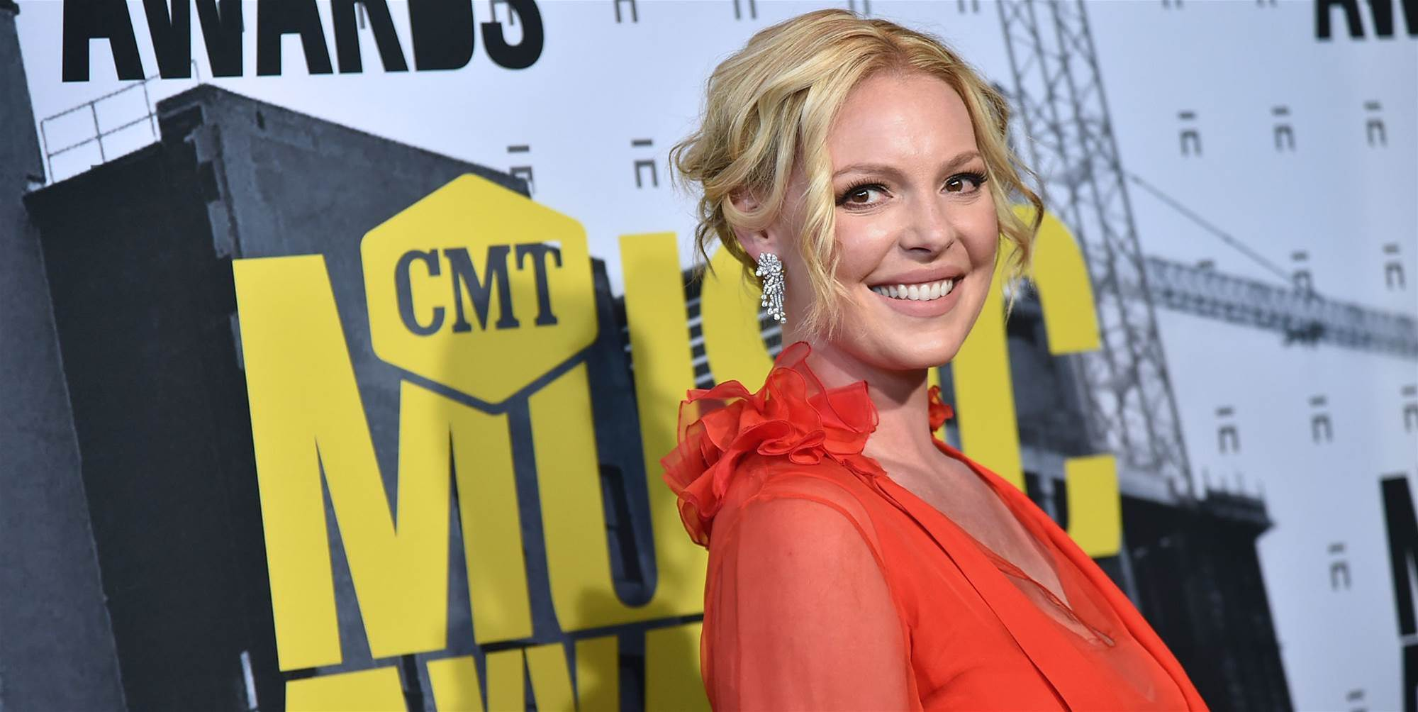 Katherine Heigl Celebrates 40th Birthday With Empowering Message About Ageing