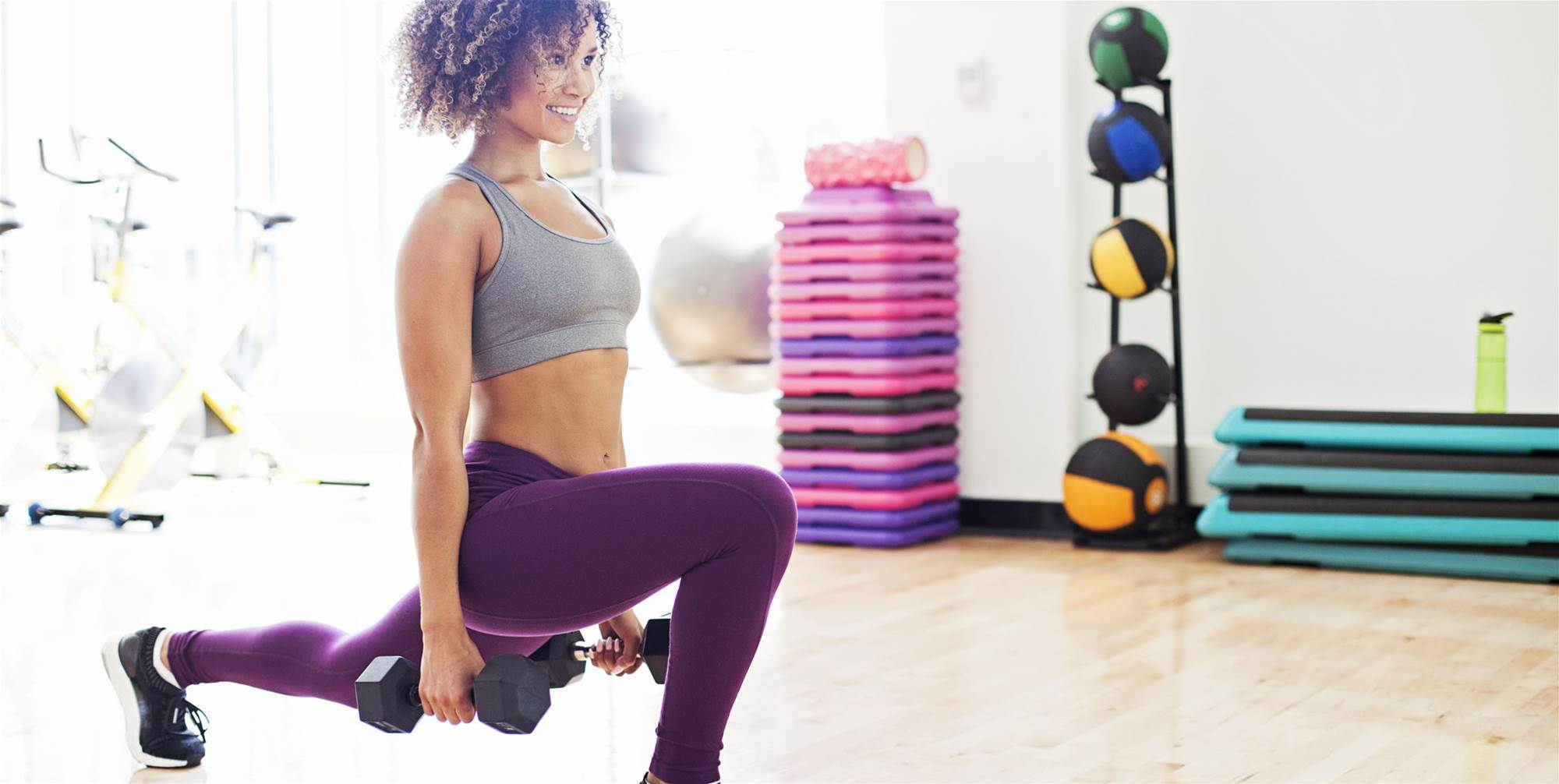 The Ultimate Workout To Tone Your Thighs