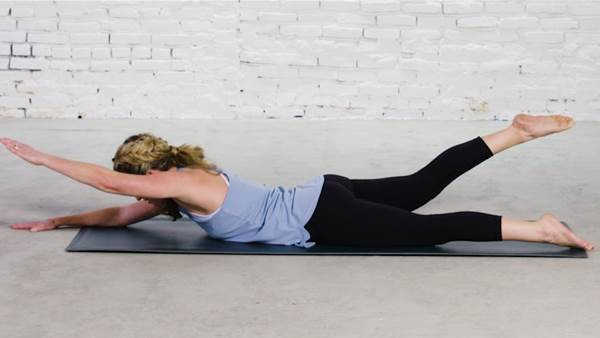 4 Best Pilates Exercises to Help Relieve Lower Back Pain