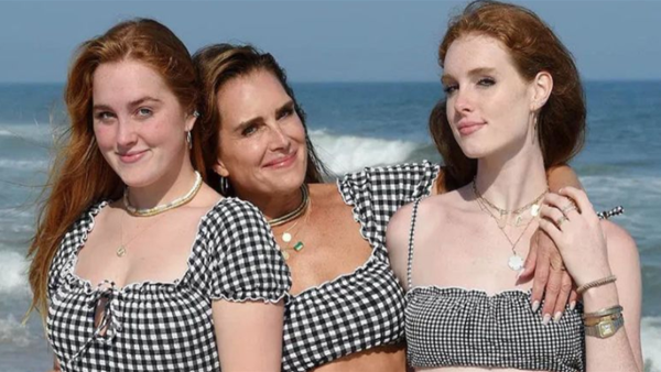 Brooke Shields Shows Off Her Surgery Scar in a New Bikini Photo on Instagram