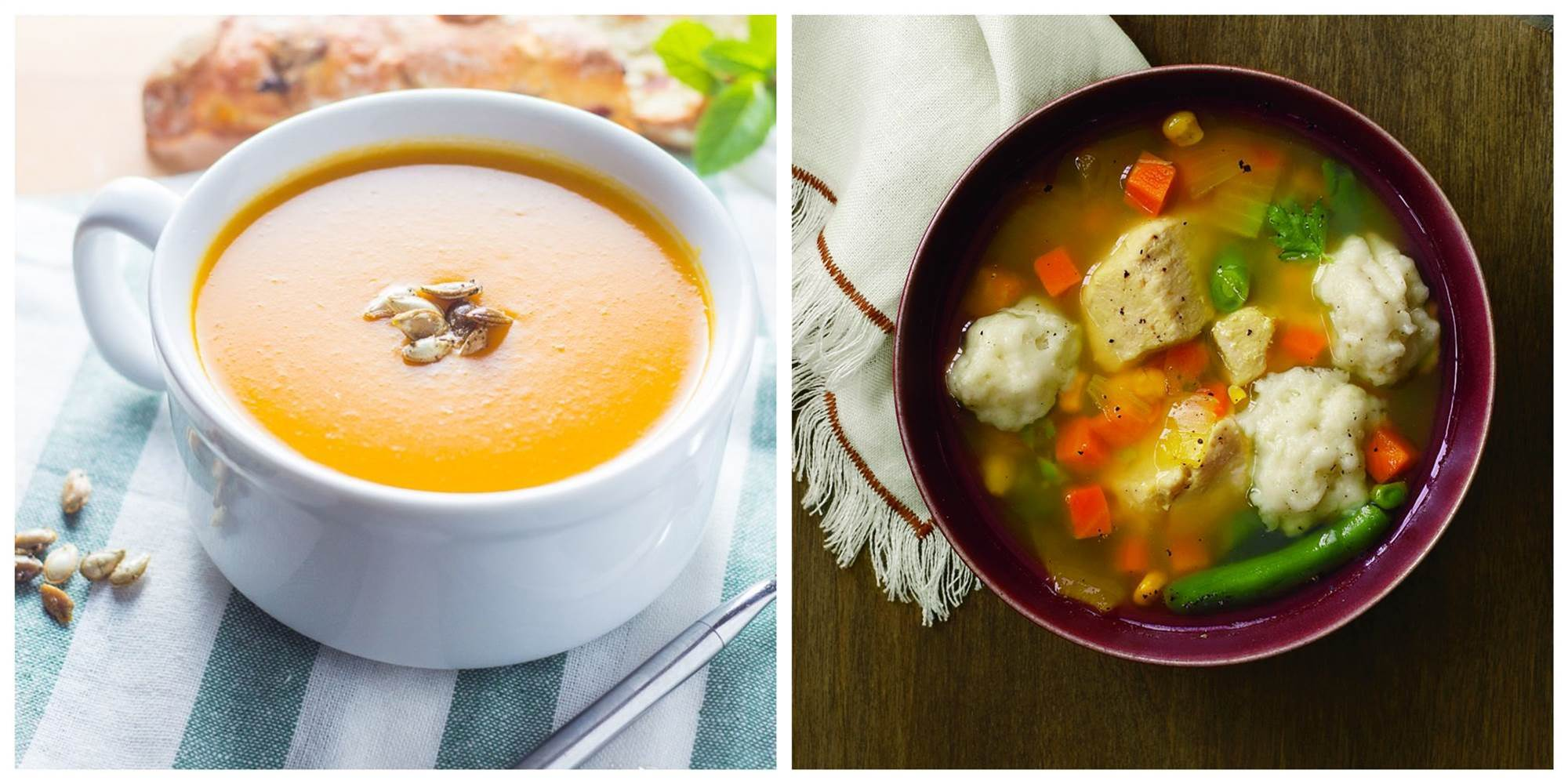 15 Healthy Slow-Cooker Soups That Make Weeknight Dinners So Simple
