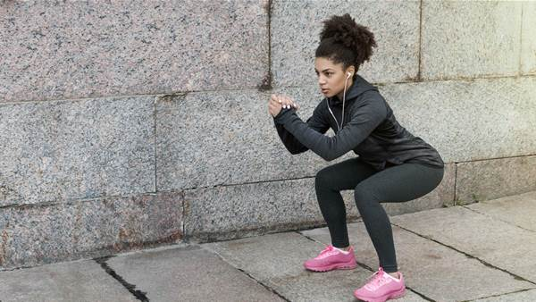 Here's How Many Squats You Should Do for a Better Butt