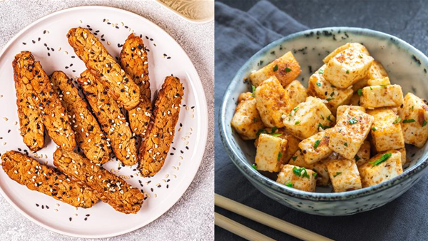 Tempeh vs tofu? Here's a dietician's verdict
