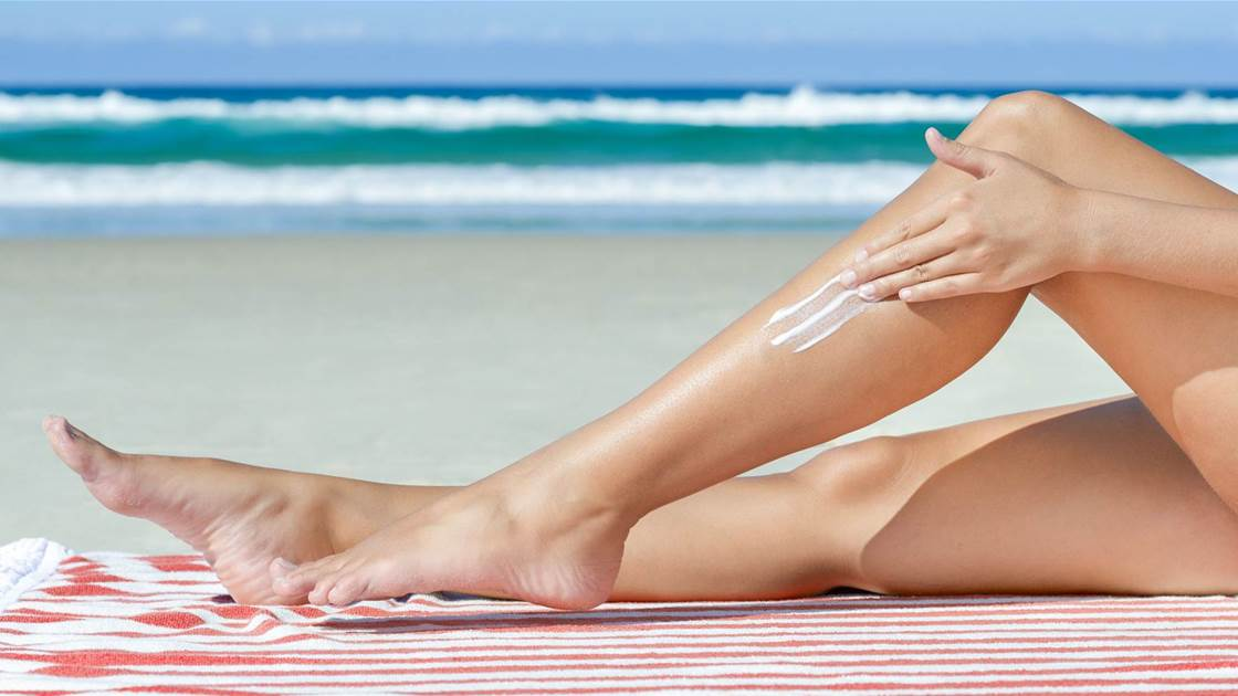 Here's How to Tell If You Have a Sunscreen Allergy