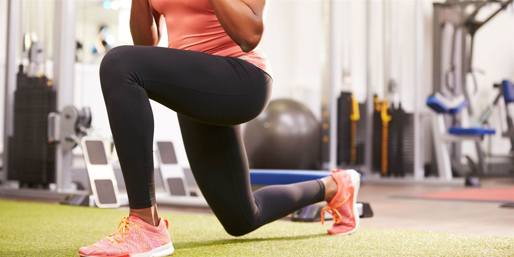 How to Do Lunges Correctly