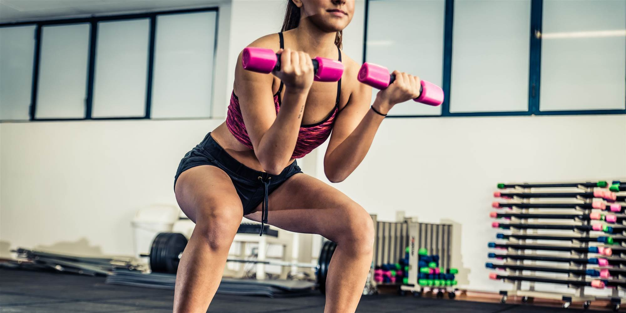 ​6 Compound Exercises That Cut Your Workout Time in Half