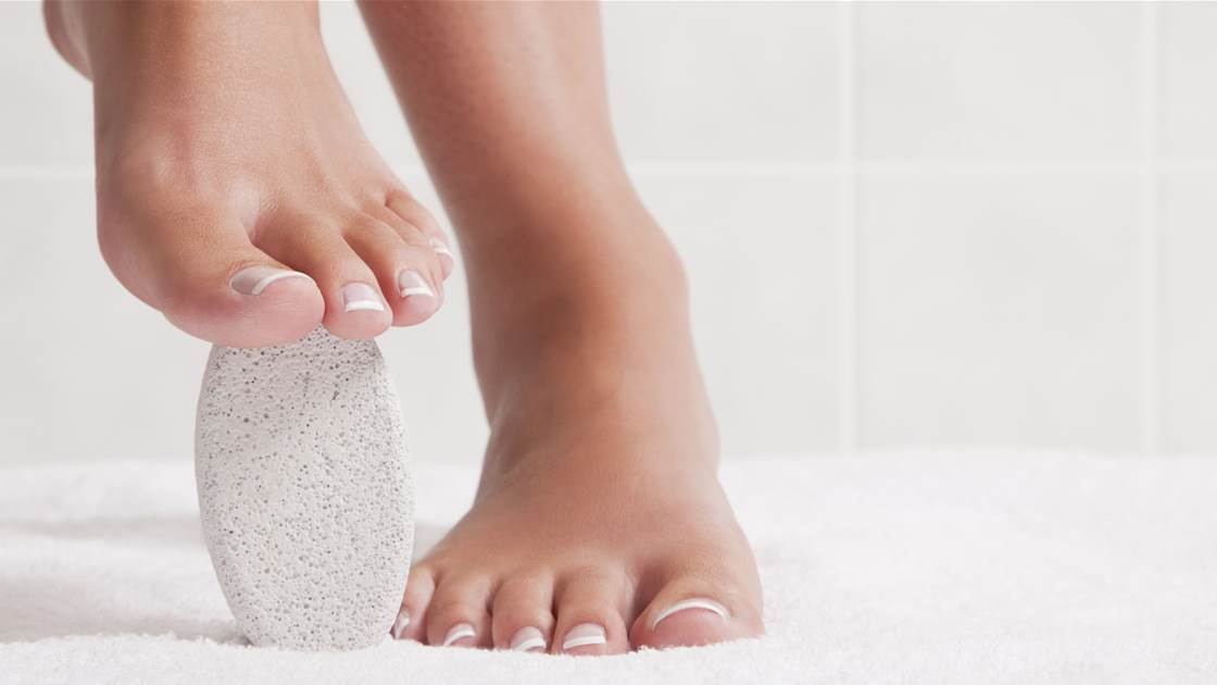 How to use a pumice stone correctly