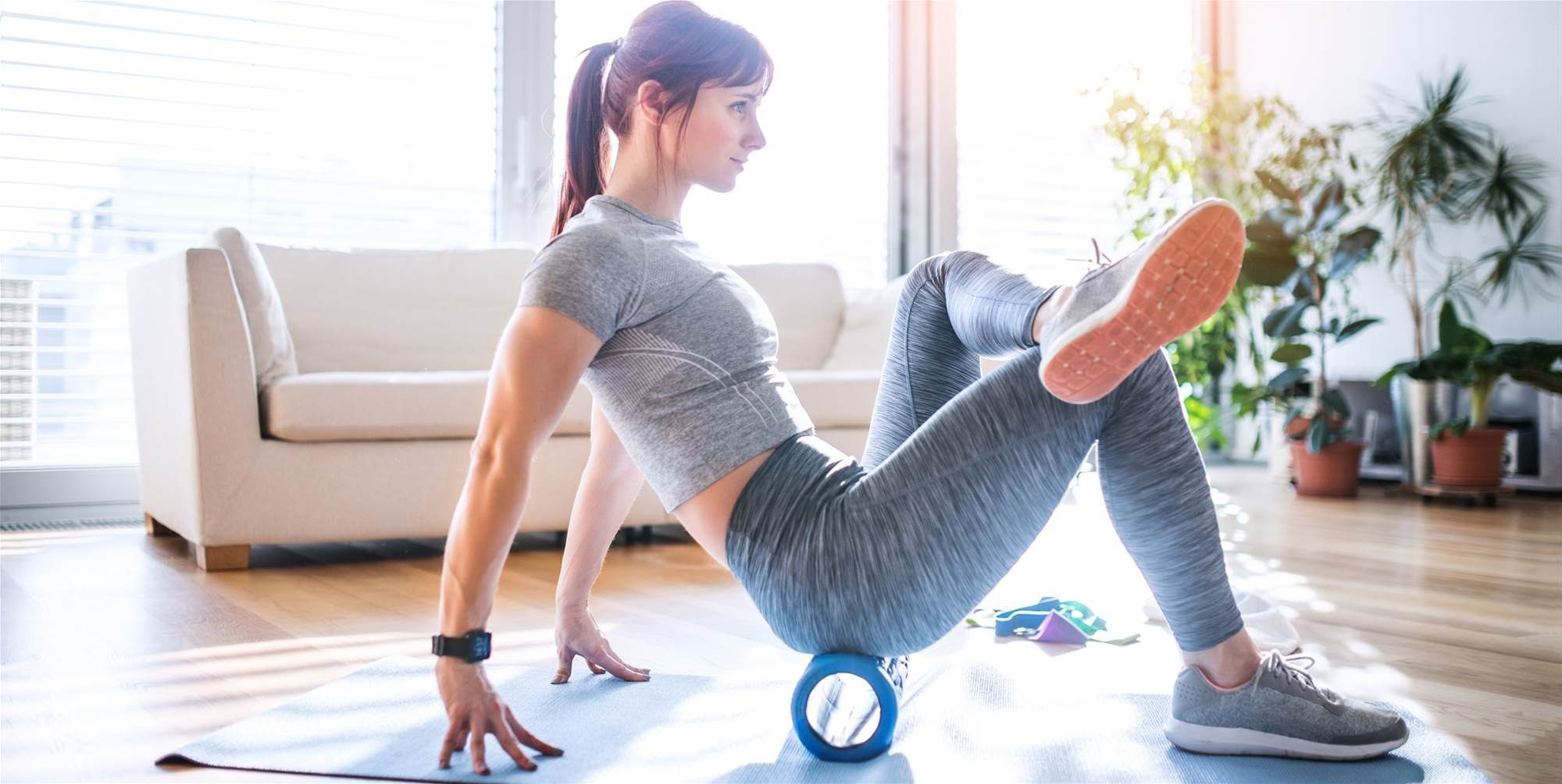 5 Foam Roller Exercises to Ease All of Your Aches and Pains