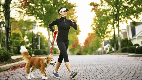 6 Speed Walking Tips to Burn kJs like you're Running