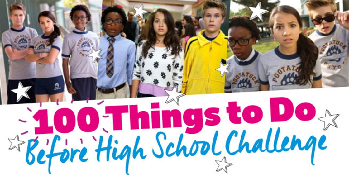 TG's Nickelodeon Challenge: Say Yes To Everything!