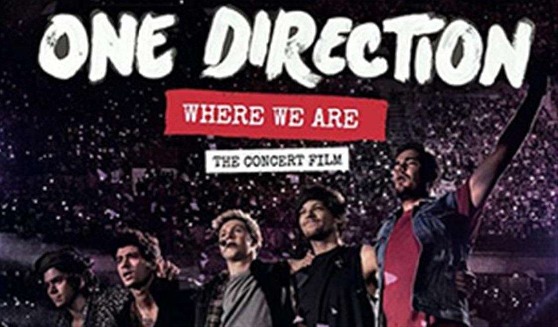 New 1 Direction Movie!