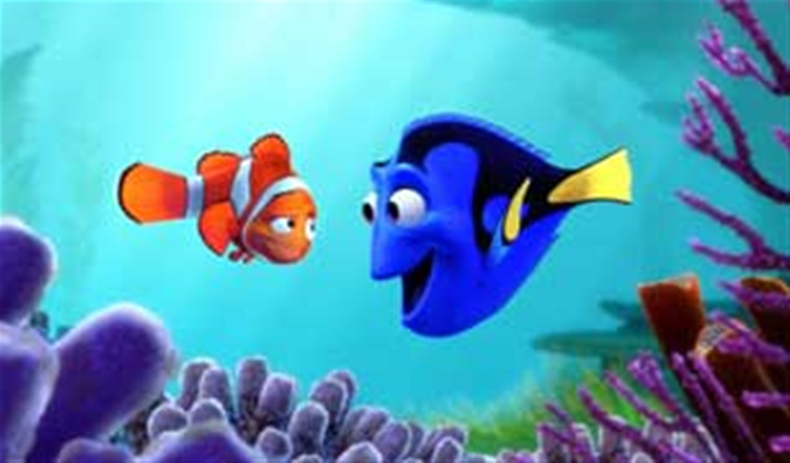 Here's TWO Extra Sneak Peeks Of Finding Dory