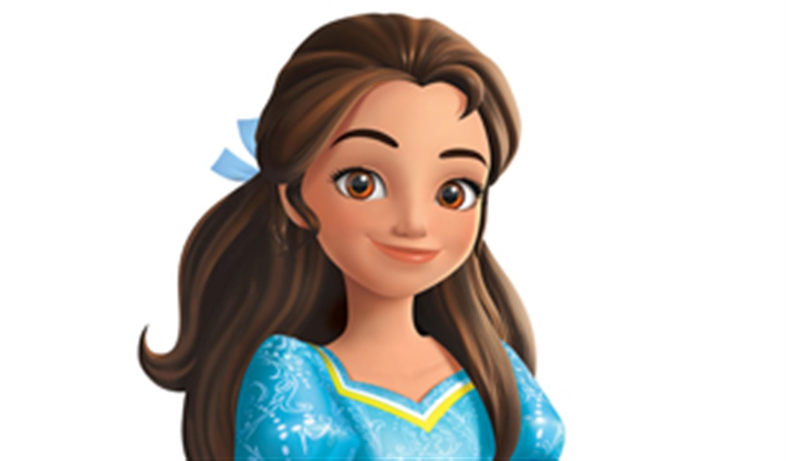Here's The First Look At Princess Isabel From 'Elena of Avalor'