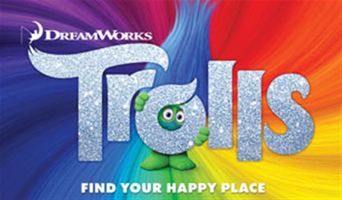 Check Out Ariana Grande's New Song In The Trolls Trailer
