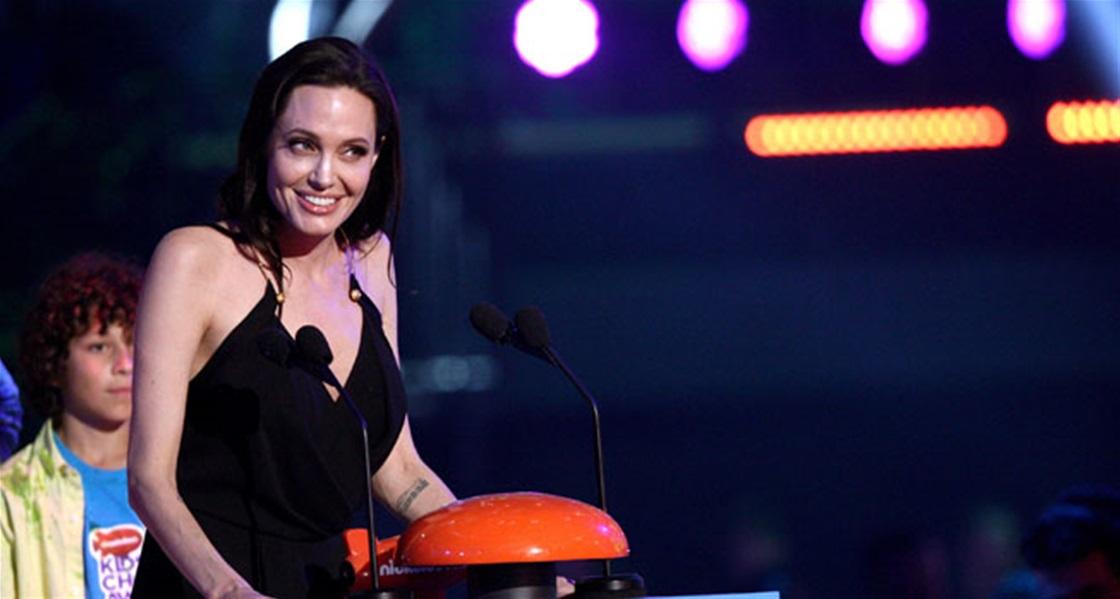 Angelina Jolie's Inspiring Speech!