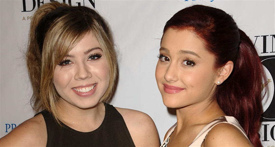 Ariana and Jennette: Funny Faces