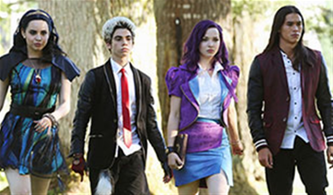 Disney Descendants Trivia