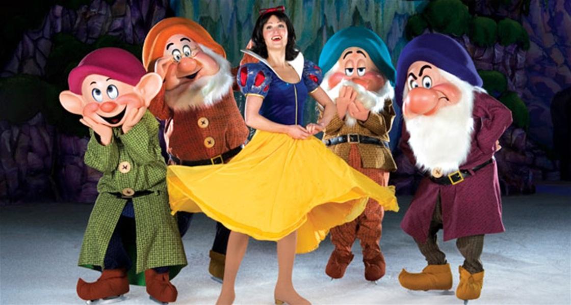 Q&A with Disney on Ice Stars