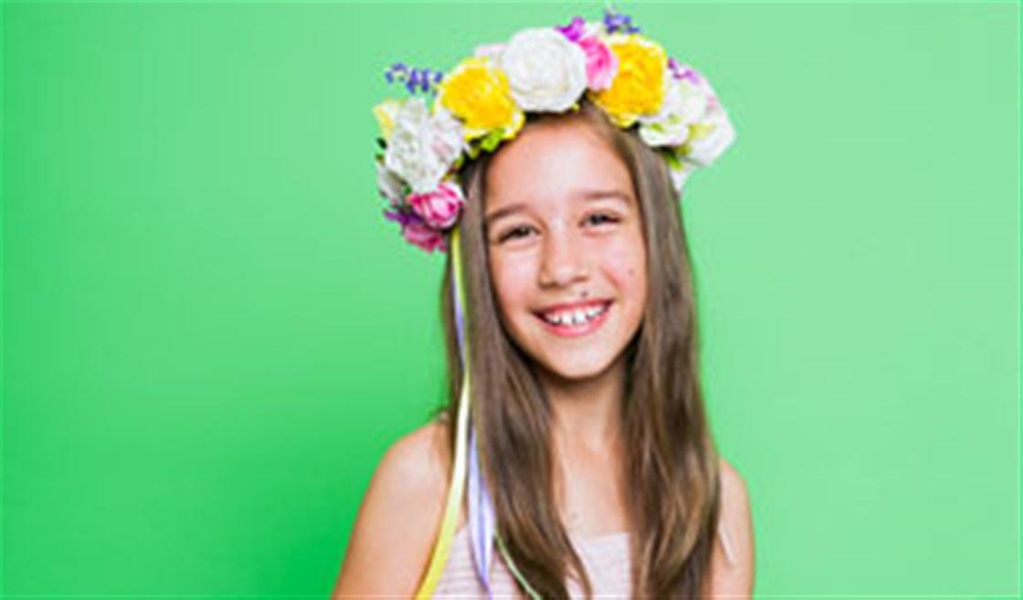 DIY: Floral Garland