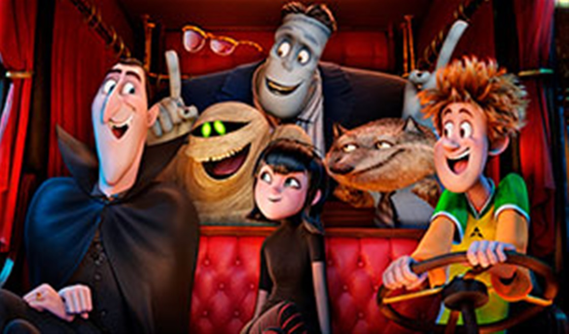 Which Hotel Transylvania Character Are You?