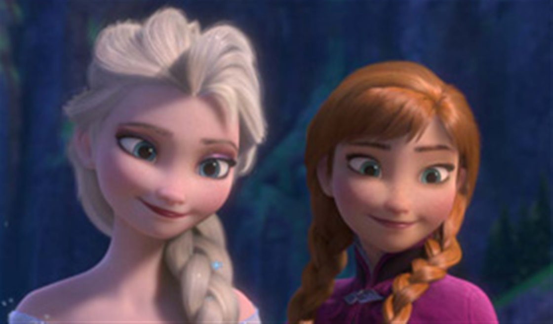 Which Frozen hairstyle should you try?