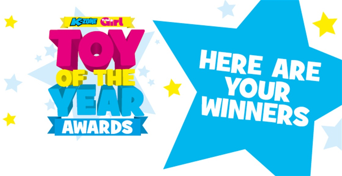 2016 Toy of the Year Awards Winners