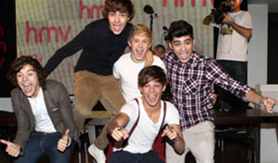 What's Your 1D Fangirl Status?