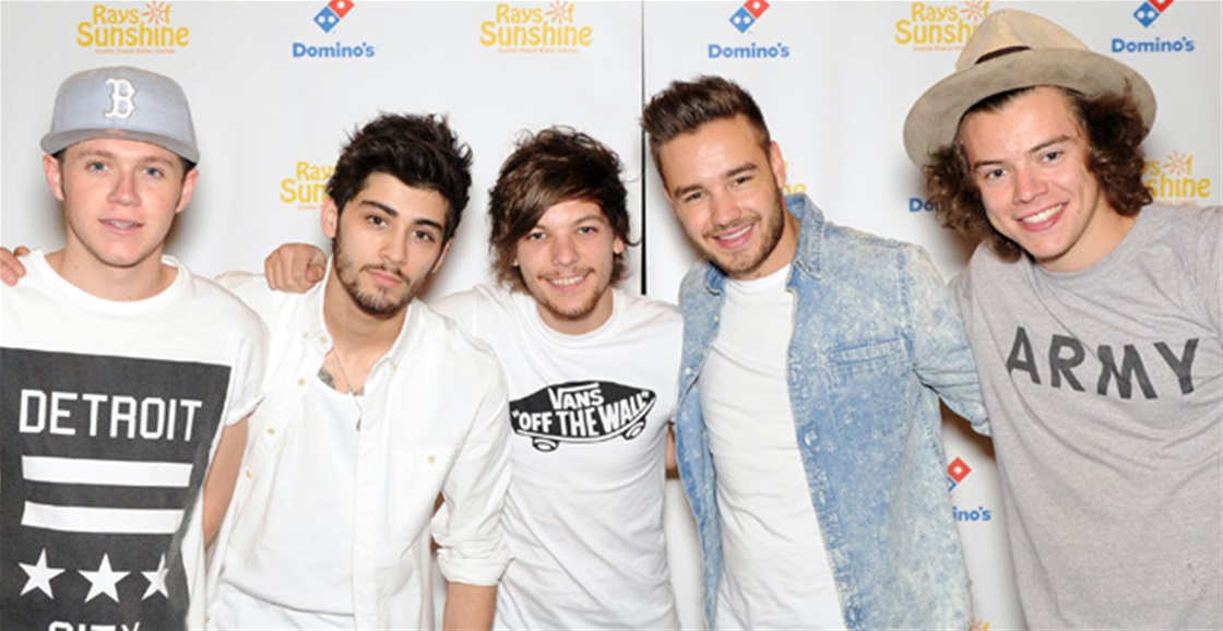 Are 1D breaking up?
